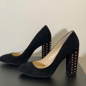 Jessica Simpson Suede Heels, Size 10 NWOT